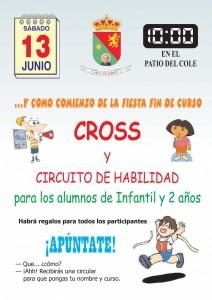 Cross infantil
